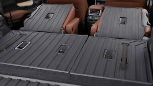 2019 2020 2021 Subaru Ascent Rear 2nd Row Seat back Protector J501SXC150 Genuine
