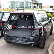 MINI CLUBMAN STANDARD FLOOR TAILORED BOOT LINER MAT DOG GUARD 2007-14 084