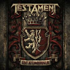 Testament - Live At Eindhoven 87 [CD]