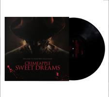 Crimeapple ~ Sweet Dreams Fat Beats Exclusive New Sealed Black Vinyl Ltd Ed 300