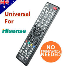 Hisense Universal TV Remote Control For LED LCD 3D HD Smart TV Replacement NEW