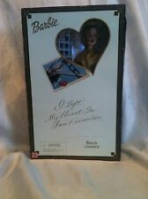 COLLECTIBLE SE SEE'S CANDIES BARBIE, I LEFT MY HEART IN SAN FRANCISCO, 2001 NIB