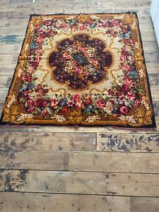 Antique Possibly Early 1900s Bedspread Bed Throw Wall Hanger