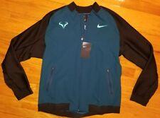 *WOW* NIKE Sportswear RAFA NADAL Bomber Jacket mens M tennis zoom training