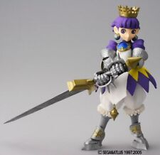 NEW Princess Crown Gradriel De Valendia Ver 1.0 PVC Figure yujin F/S Sega Saturn
