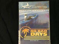 "Inside Sportfishing ""No Bad Days"" Baja Part VII DVD - Brand New"