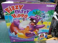 Fizzy Dizzy Hippo Game For Kids Age 4+ Years It's A Whizzy Fizzy Belching Blast!