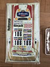 vintage tamiya 959 porsche new stickers Rothmans body nib nip kit parts