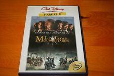 LES TROIS MOUSQUETAIRES - (DVD)