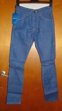 "Voi 'Osaka' Straight Leg Regular Fit Denim Jeans 28R L32"" Blue BNWT"