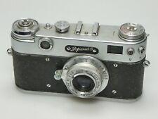 Zorki 5 + Industar - 22 50mm f3.5