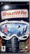 SHAUN WHITE SNOWBOARDING PSP - NUOVO E SIGILLATO PRIMA EDIZIONE ITALIA, RARO!