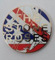 Stone Roses 'Waterfall' enamel badge.Ian Brown, Primal Scream,Tickets,Oasis,Mod