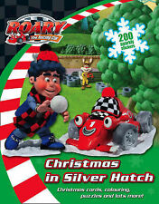 Roary the Racing Car - Christmas in Silverhatch: Activity Book, New,  Book