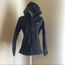 NWT Authentic Patagonia Women's Black Torrentshell Jacket Rain Jacket Size XS