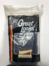 Vtg 1982 Fruit Of The Loom Great Looks Low Rise Briefs Underwear Usa Mens Large