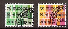 Nederland - 2004 - NVPH 2250-51 -  Gestempeld - AM339