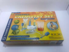 Thames and Kosmos Kids First Chemistry Set Science Kit 48 Pages Full Color Game