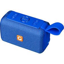 WB97BLU DOSS Ego Bluetooth Speaker Ipx6 Waterproof Blue
