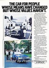 1986 1987 Volvo 760 Turbo 122 1965 Original Advertisement Print Art Car Ad J759