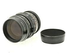 Pentacon 135mm f2.8 Manual Prime Portrait Preset M42 Lens - 15 Blade Bokeh