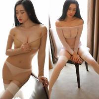 Sexy Women Bodycon See Through Sheer Mesh Party Dress Short Mini Skirts Clubwear