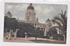 SOUTH AFRICA Durban db  post card Town Hall