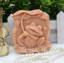Frog Soap Molds Silicone Craft Candle Soap Making Mould Diy Handmade Mold