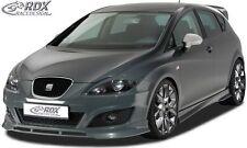 Seat Leon 1P (2009+) - Front bumper spoiler