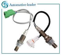 2Pcs Up+Downstream Oxygen Sensor For 2008-2009 Suzuki SX4 2.0L 234-9033 234-4165