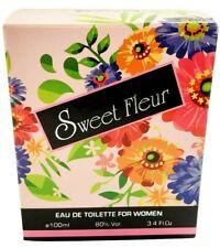 Sweet Fleur Perfume, 100ML, Unisex, Amber, Cinnamon, Ylang-Ylang Aroma