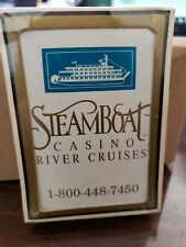 Steamboat Casino River Cruises Playing Cards