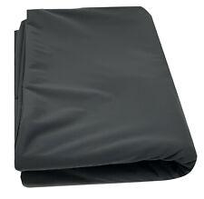 4 Meter ! Stretch-Softshell 240g/qm 3-Lagen-Laminat in grau Outdoorstoff **NEU**