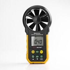 PEAKMETER Digital Anemometer Wind Speed Air Volume Measurement LCD display hot