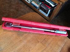 Snap-On QJR-3200B Torque Wrench/200 ft. lb./NO RESERVE
