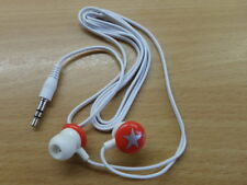 2x Earbuds in-ear headphones for MP3  music, ipod, 3.5mm
