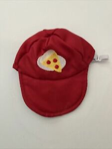 Cat Or Dog Pet Pizza Halloween Costume hat