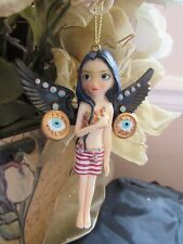 JASMINE BECKET GRIFFITH MECHANICAL ANGEL 3 FAIRY FIGURINE ORNAMENT NEW IN BOX