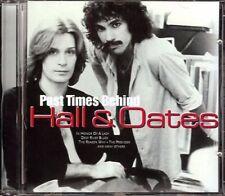 Hall & Oates (Daryl Hall & John Oates) - Past Times Behind - CD, 17 tracks