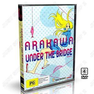 Arakawa Under the Bridge Season 1 : 2 Disc Set : New Anime DVD