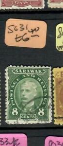 SARAWAK (P0809B)  BROOKE   8C    SG  31       VFU