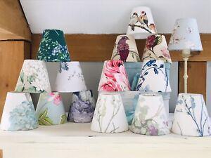 Handmade Candle Lampshade - Laura Ashley  Summer Palace Various
