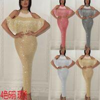 Women Long Sexy Summer Maxi Sleeveless Slim Fit Canonicals Fashion Dress