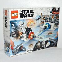Disney Star Wars Lego Action Battle Hoth Generator Attack 75239 Snowtrooper New