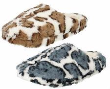 Sandalias y chanclas de mujer blancos textiles