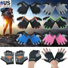 Silicone Weight Lifting Workout Sports Exercise Training Fitness Cycling Gloves
