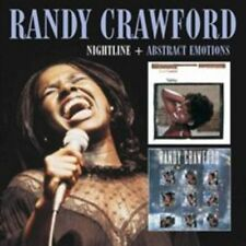 Nightline and Abstract Emotions Randy Crawford 0740155704438