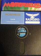 Morpheus (Rainbird, 1988) Commodore C64 (Diskette, Anleitung) (Game)