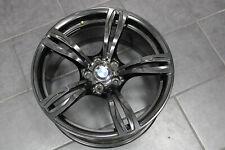BMW 5er Cerchione M5 F10 Doppelspeiche Styling 343 M 20 Pollici Alto Smalto Neri