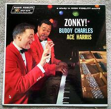 Zonky! Buddy Charles Ace Harris Audio Fidelity AFLP 1876 Jazz Me Blues Perdido
